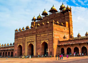 Same Day Agra Fatehpur Sikri Tour