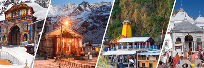 Char Dham Tour Packages